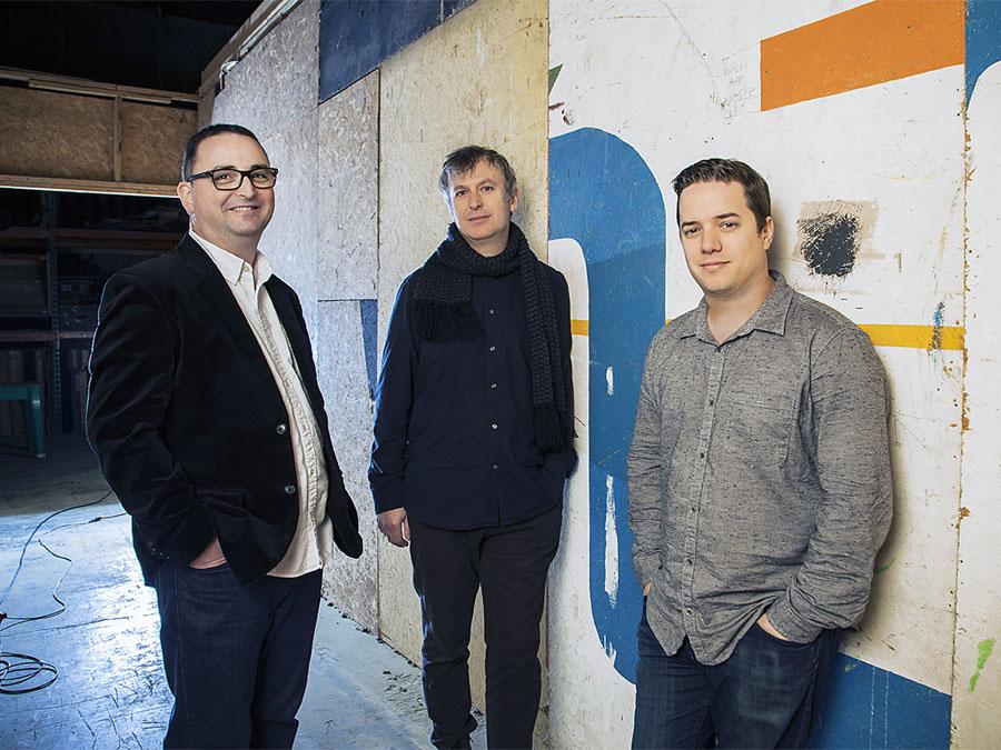 TuneTown Trio - Kelly Jefferson, Artie Roth, Ernesto Cervini