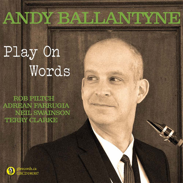 CD cover: Andy Ballantyne · Play on Words