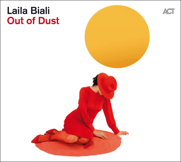 CD cover: Laila Biali · Out of Dust