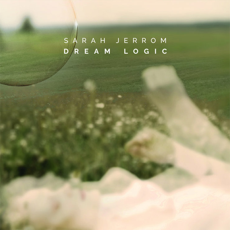 CD cover: Sarah Jerrom - Dream Logic