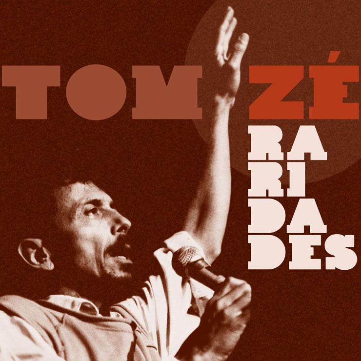 CD cover: Tom Zé - Raridades